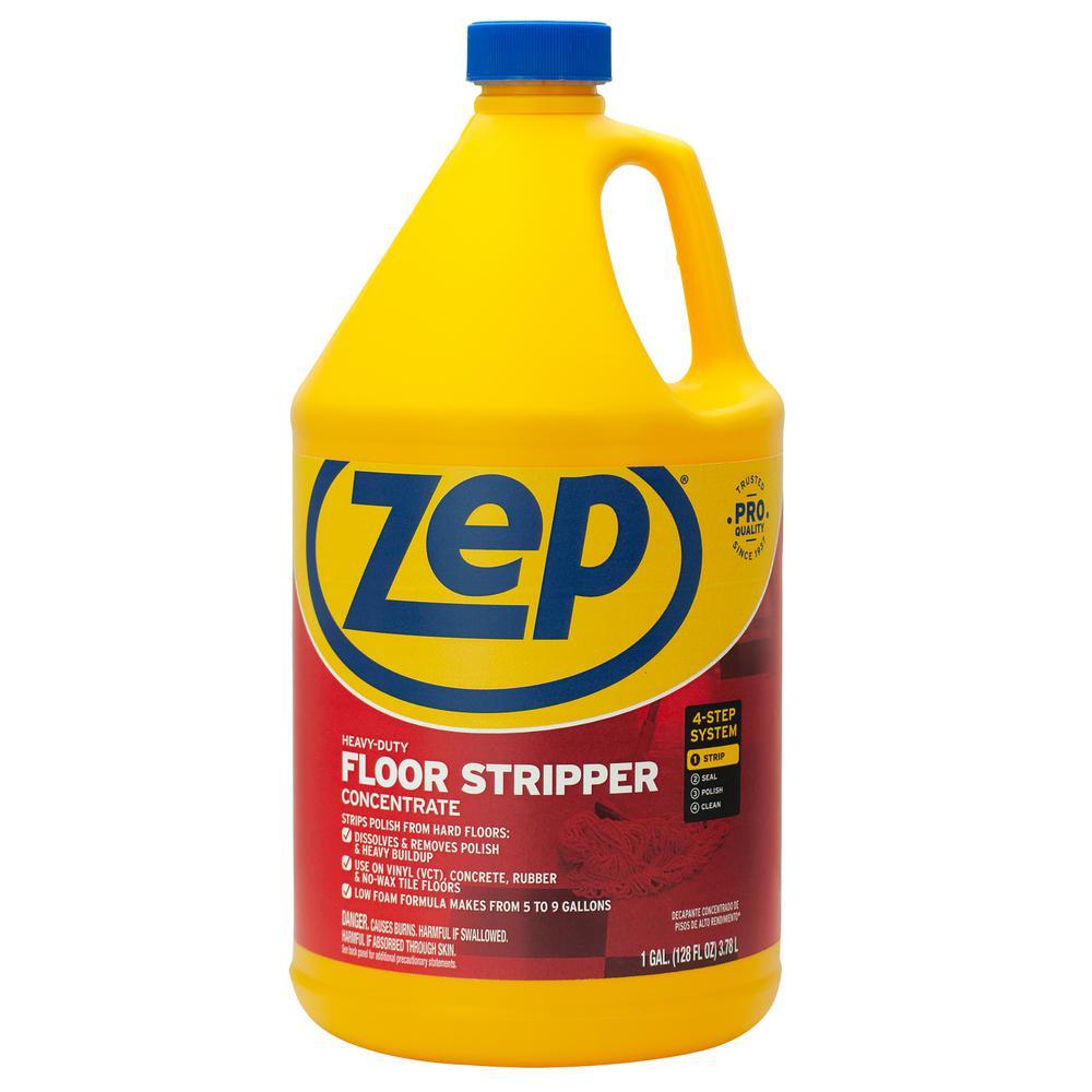 Zep 1 Gal Heavy Duty Floor Stripper Zulffs128 The Home