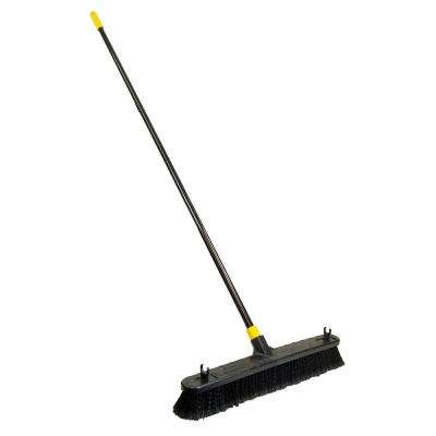 Bulldozer 24 in. Tampico Push broom