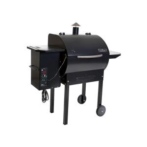 Camp Chef SmokePro DLX Pellet Grill in Black by Camp Chef