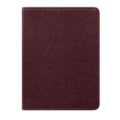 4 in. x 6 in. Small Simple Journal, Brown