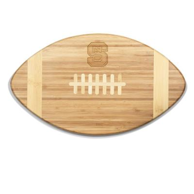 NC State Wolfpack Touchdown Bamboo Cutting Board