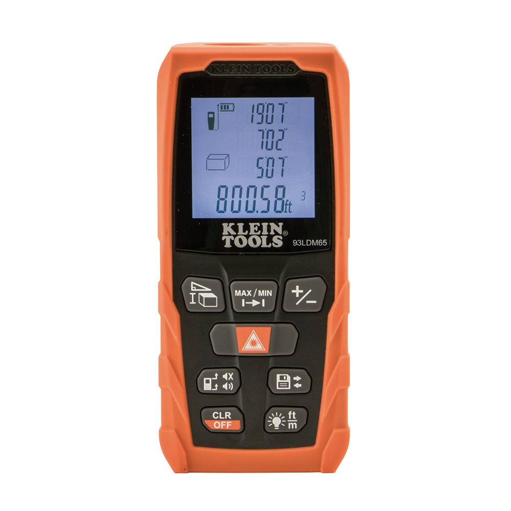 Laser Measuring Instruments : Bosch ft laser measure with bluetooth and full color