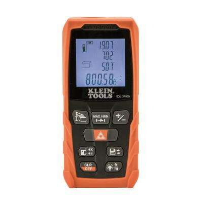 65 ft. Laser Distance Measure