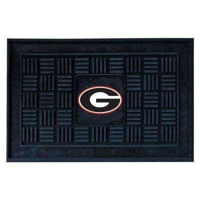 University of Georgia 18 in. x 30 in. Door Mat