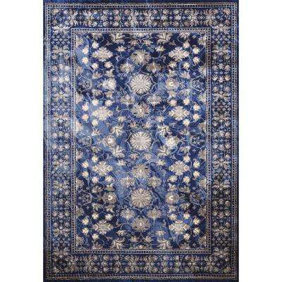 Christopher Knight's Mirage Australis Midnight 7 ft. 10 in. x 10 ft. 6 in. Area Rug