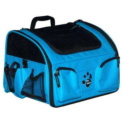14 in. L x 10 in. W x 9 in. H Ocean Blue The Ultimate Traveler