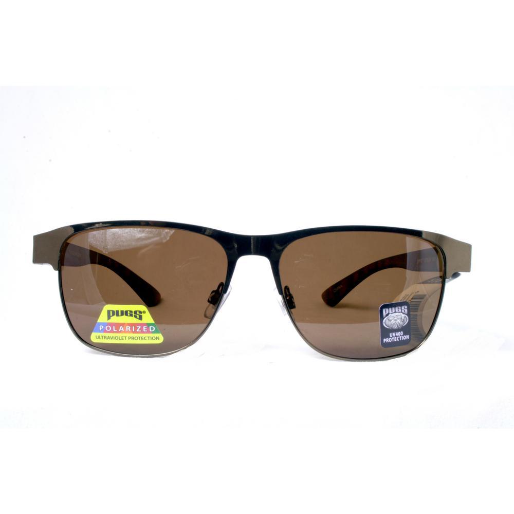 93b5c413fc75e Unisex Traditional Steel and Aluminum Frame with Polarized TAC 1.1 Lens  Sunglass