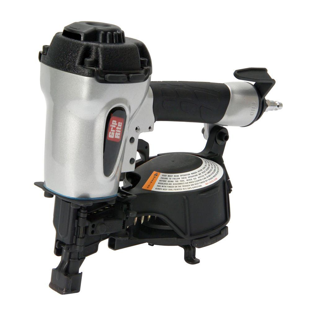 High Quality Grip Rite 1 3/4 In. Coil Roofing Nailer