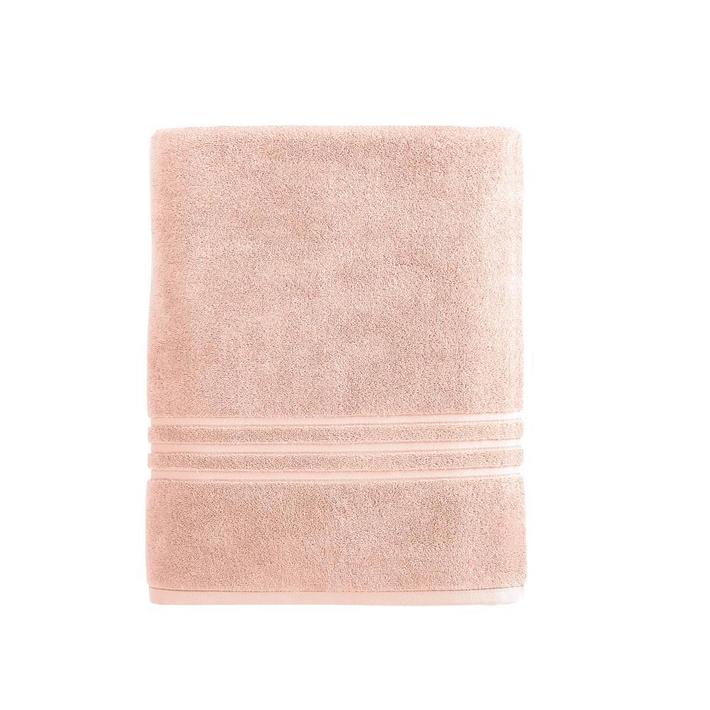 Turkish Cotton Ultra Soft Bath Sheet in Cherry Blossom