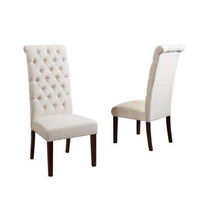 e6763a30fd64 Tufted - Side Chair - Dining Chairs - Kitchen   Dining Room ...