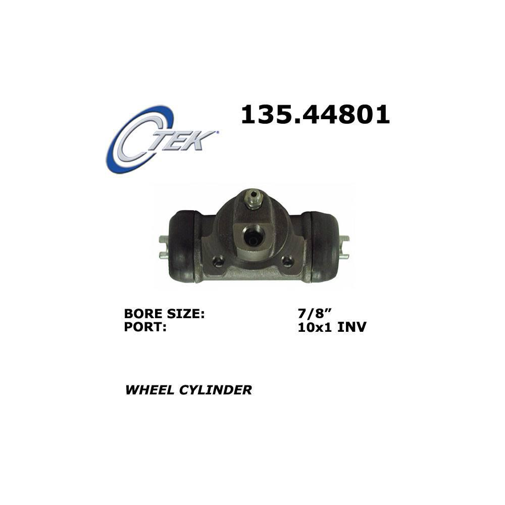Centric Parts 135.44801 C-Tek Standard Wheel Cylinder