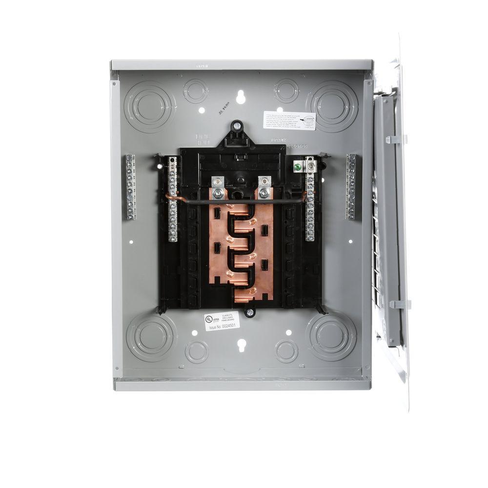 PL Series 125-Amp 12-Space 12-Circuit Main Lug Indoor Load Center