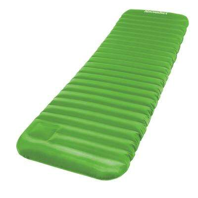 Roll & Go Inflatable Sleeping Pad - Large (Lime)
