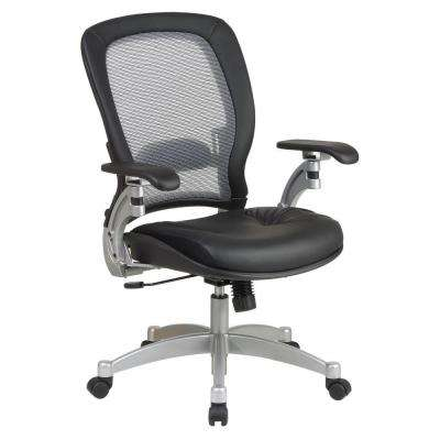 36 Series Black AirGrid Back Office Chair