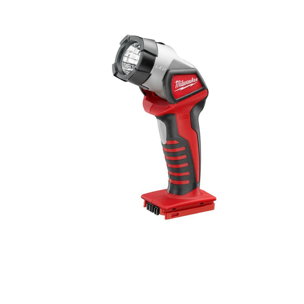 Work Light Total Tools: Milwaukee M28 28-Volt Lithium-Ion Cordless LED Work Light