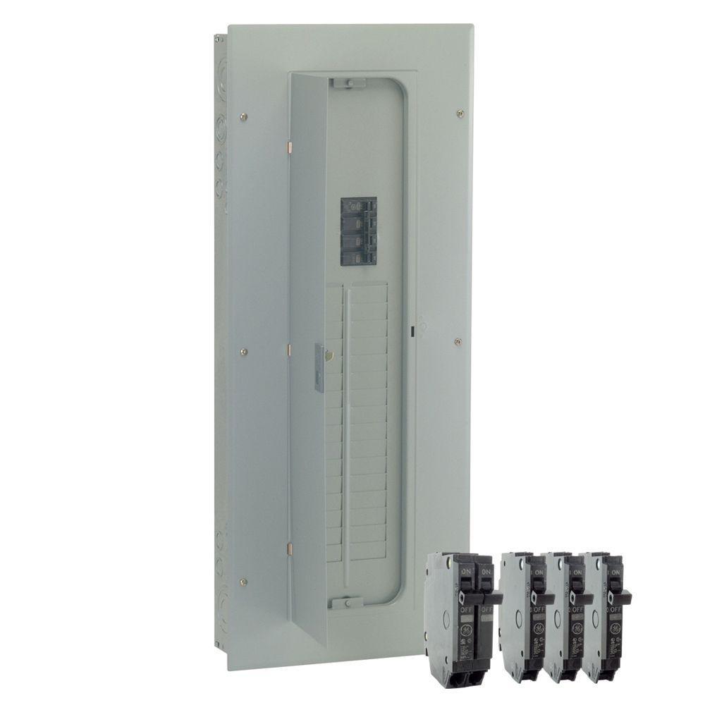 200 Amp 32-Space 40-Circuit Indoor Main Breaker Load Center Value Kit