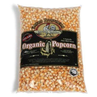28 oz. All-Natural Organic Yellow Gourmet Popcorn