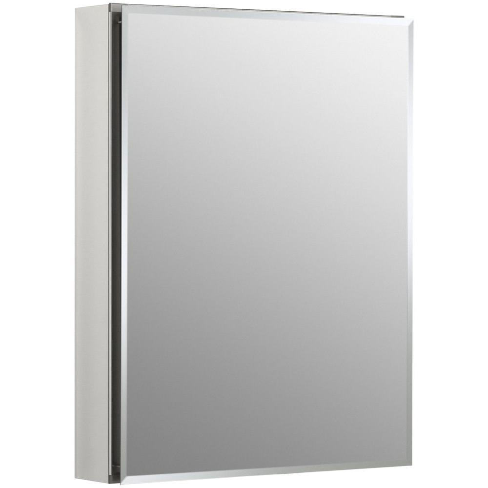 Attractive KOHLER 20 In. W X 26 In. H Recessed Medicine Cabinet
