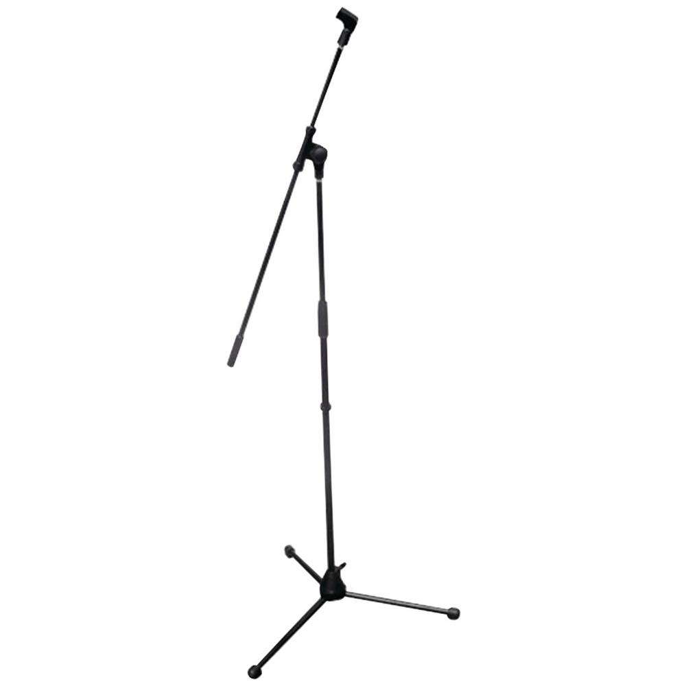 Pyle Tripod Microphone Stand with Extending Boom