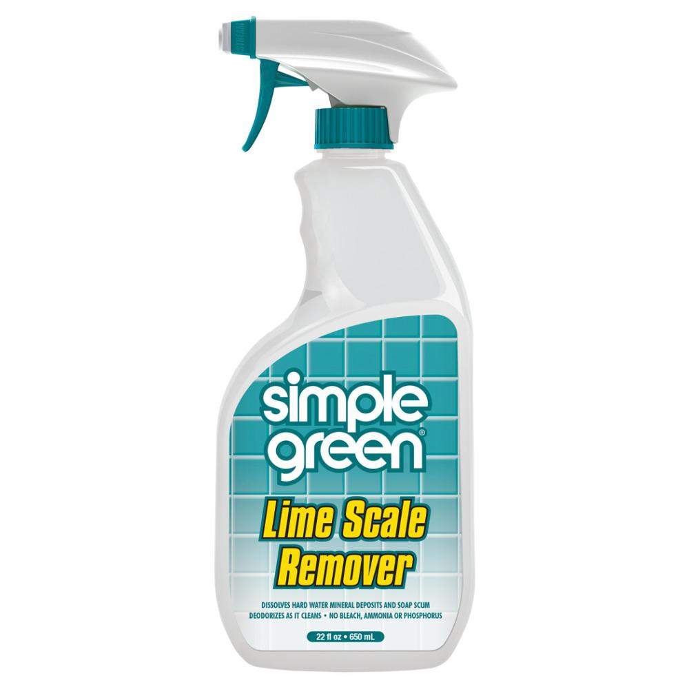 Simple Green 22 oz. Lime Scale Remover (12-Case)-1710001250022 - The ...