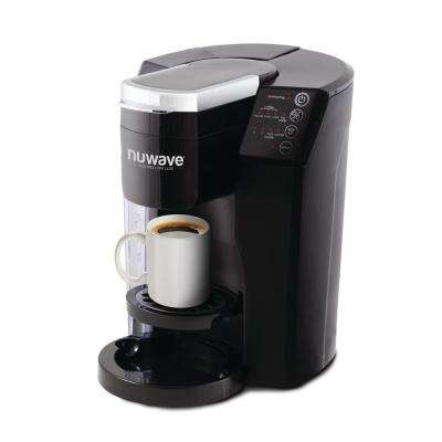 fcfbde127c81 NuWave Bruhub Single Serve Coffee Maker-45001 - The Home Depot