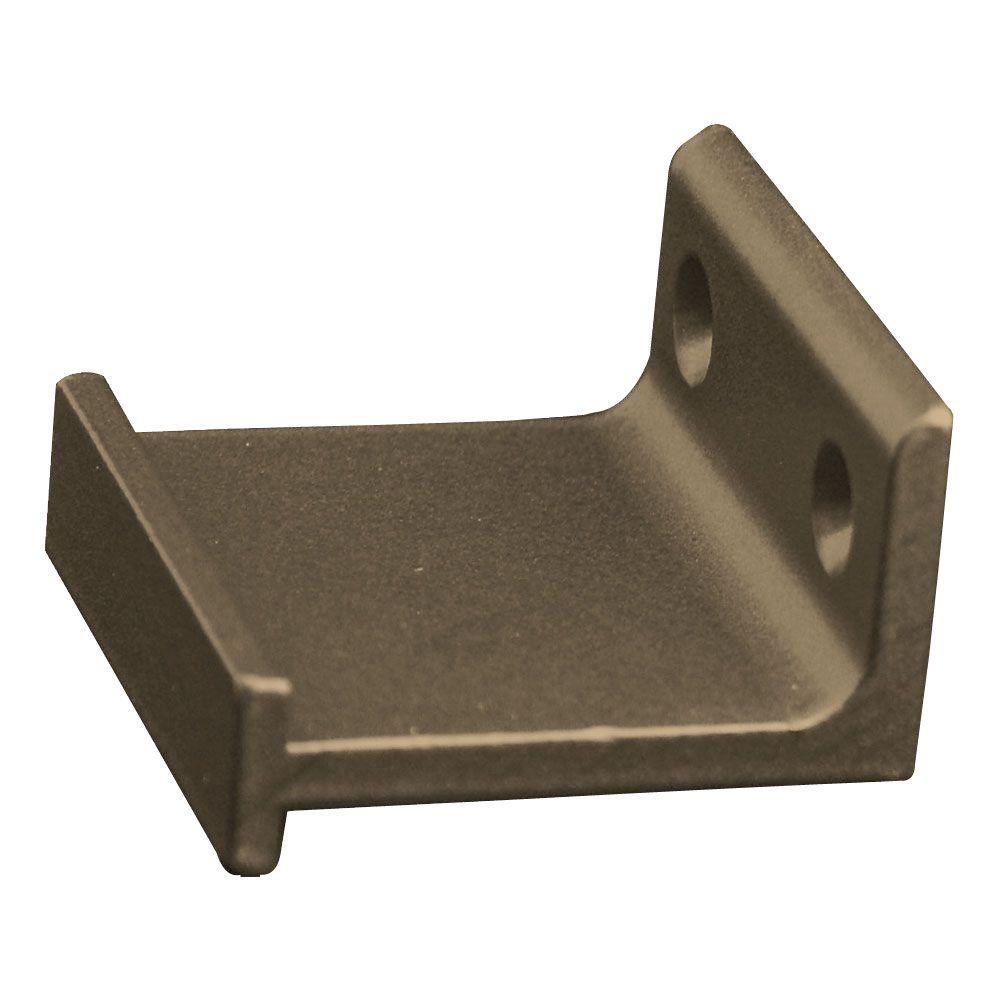 Oil Rubbed Bronze Horizontal Roller Bracket Kit