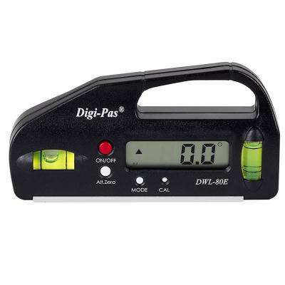 4 in. Pocket Size Digital Level with Electronic Angle Gauge Protractor Angle Finder Bevel Gauge 0.1