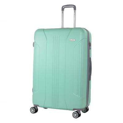 Sierra Mint 30 in. Expandable Hardside Spinner Luggage with TSA Lock