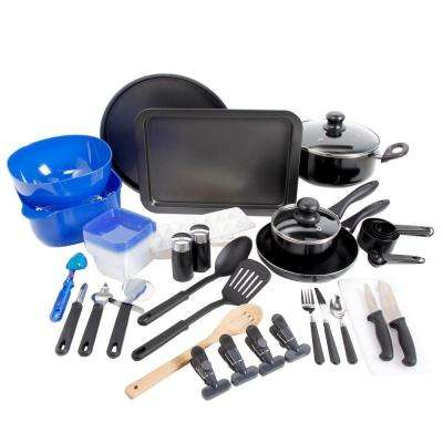 Home 59-Piece Cookware Combo Set