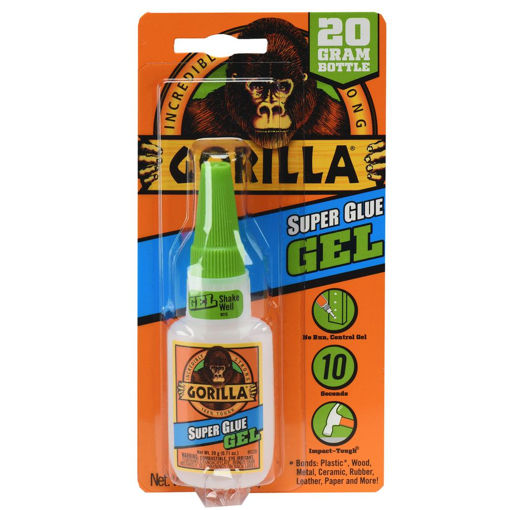 Gorilla Gorilla 20 g Super Glue Gel