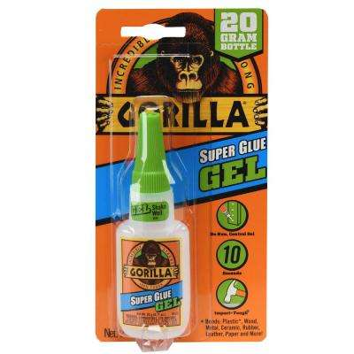0.71 oz. Super Glue Gel