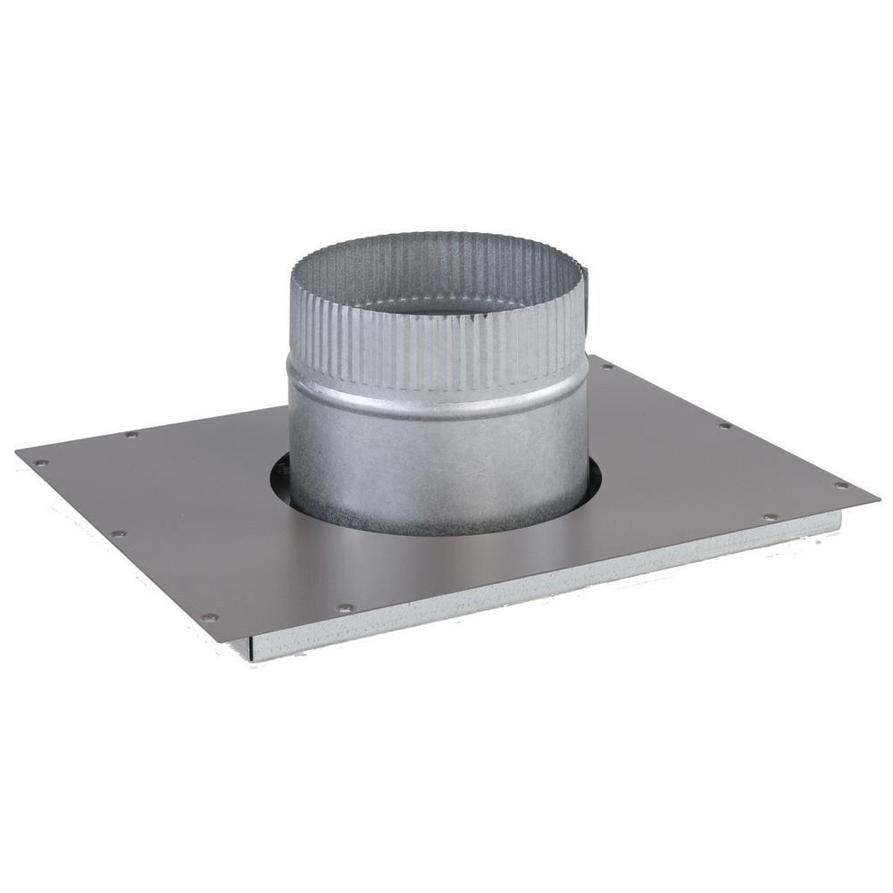 350,000 BTU Negative Pressure Vertical Indoor Adaptor Kit for Universal H-Series Heaters