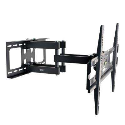 Swivel/Tilt Wall Mount for 37 in. to 70 in. TVs and Monitors, Black