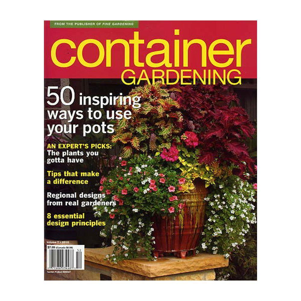 Fine Gardening Container Magazine-56533
