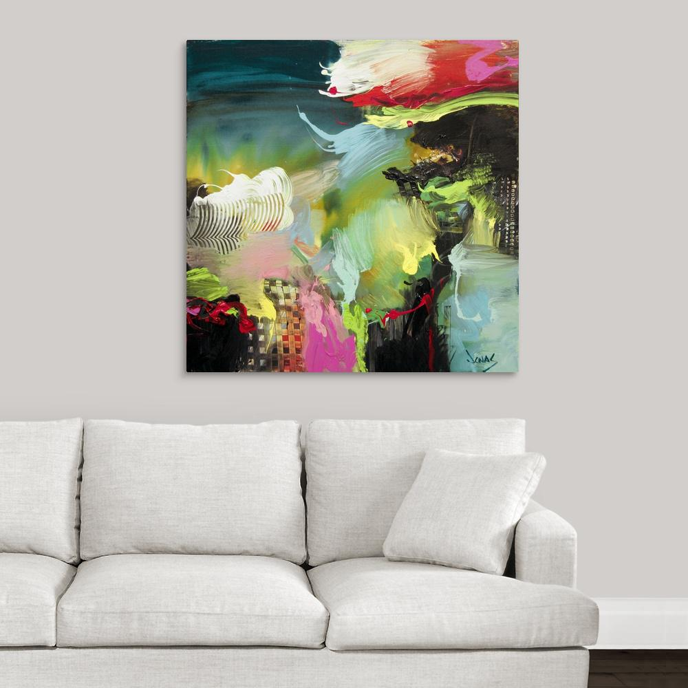 Greatbigcanvas change of season by jonas gerard canvas wall art 1103867 24 36x36 the home depot