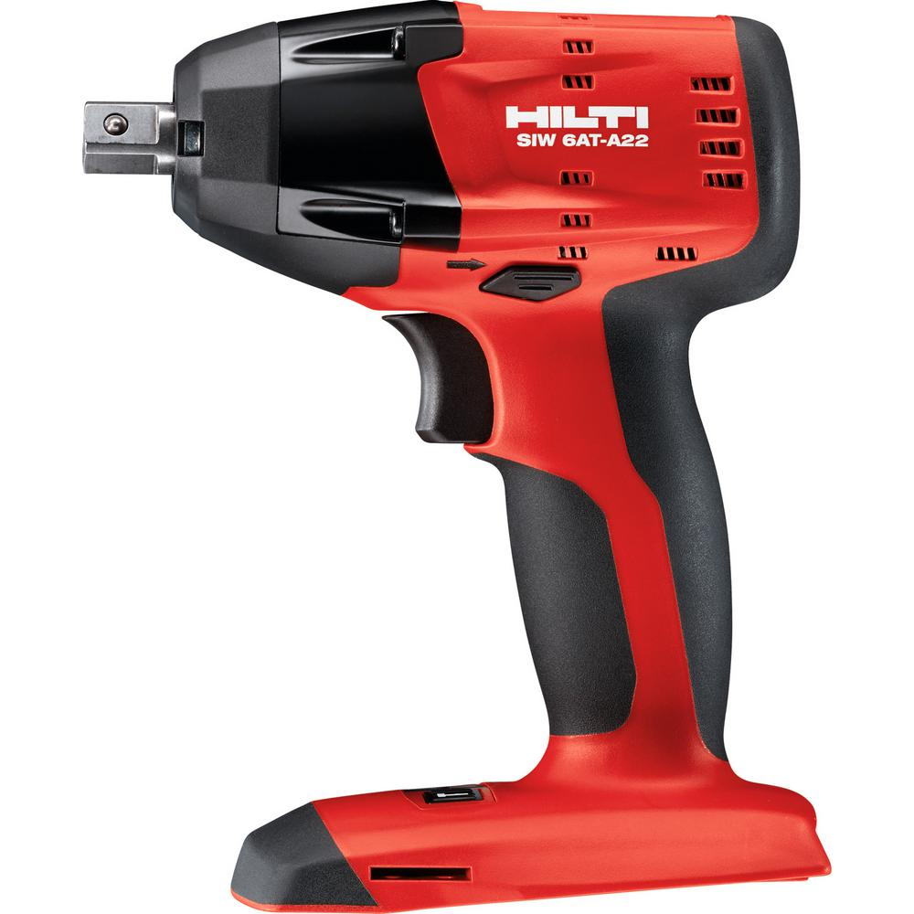 Hilti SIW 6AT 22-Volt Lithium-Ion Brushless Cordless 1/2 in. Impact Wrench (Tool-Only)