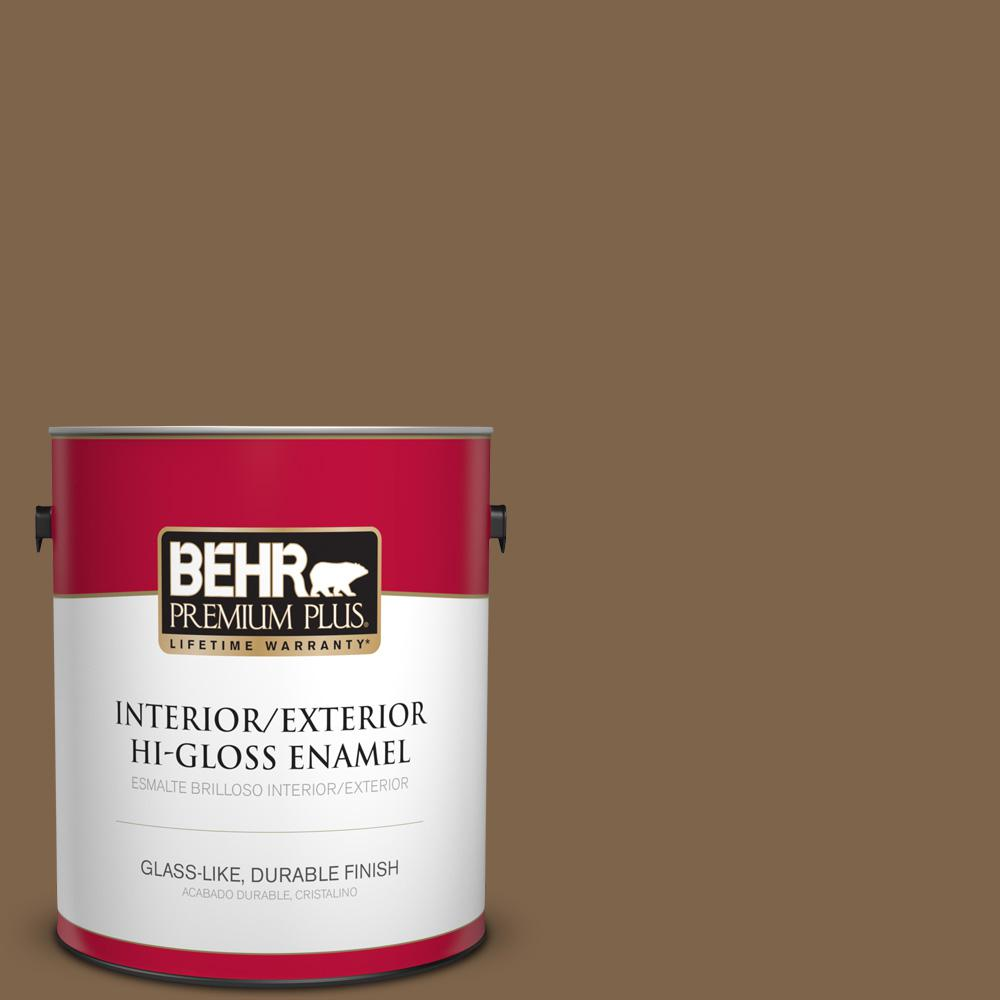 1 gal. #PPU4-19 Arts and Crafts Hi-Gloss Enamel Interior/Exterior Paint