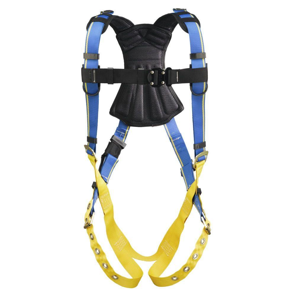 Werner Upgear Blue Armor 2000 Standard (1 D-Ring) Small Harness