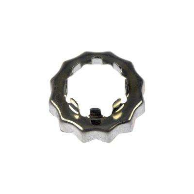 Spindle Nut Retainer - Front