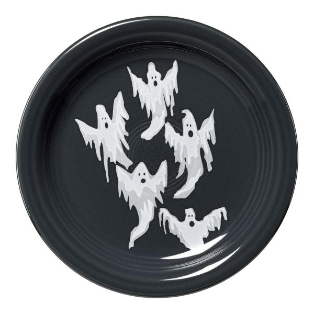 Fiesta Gray Ghosts Appetizer Plate 146141412U