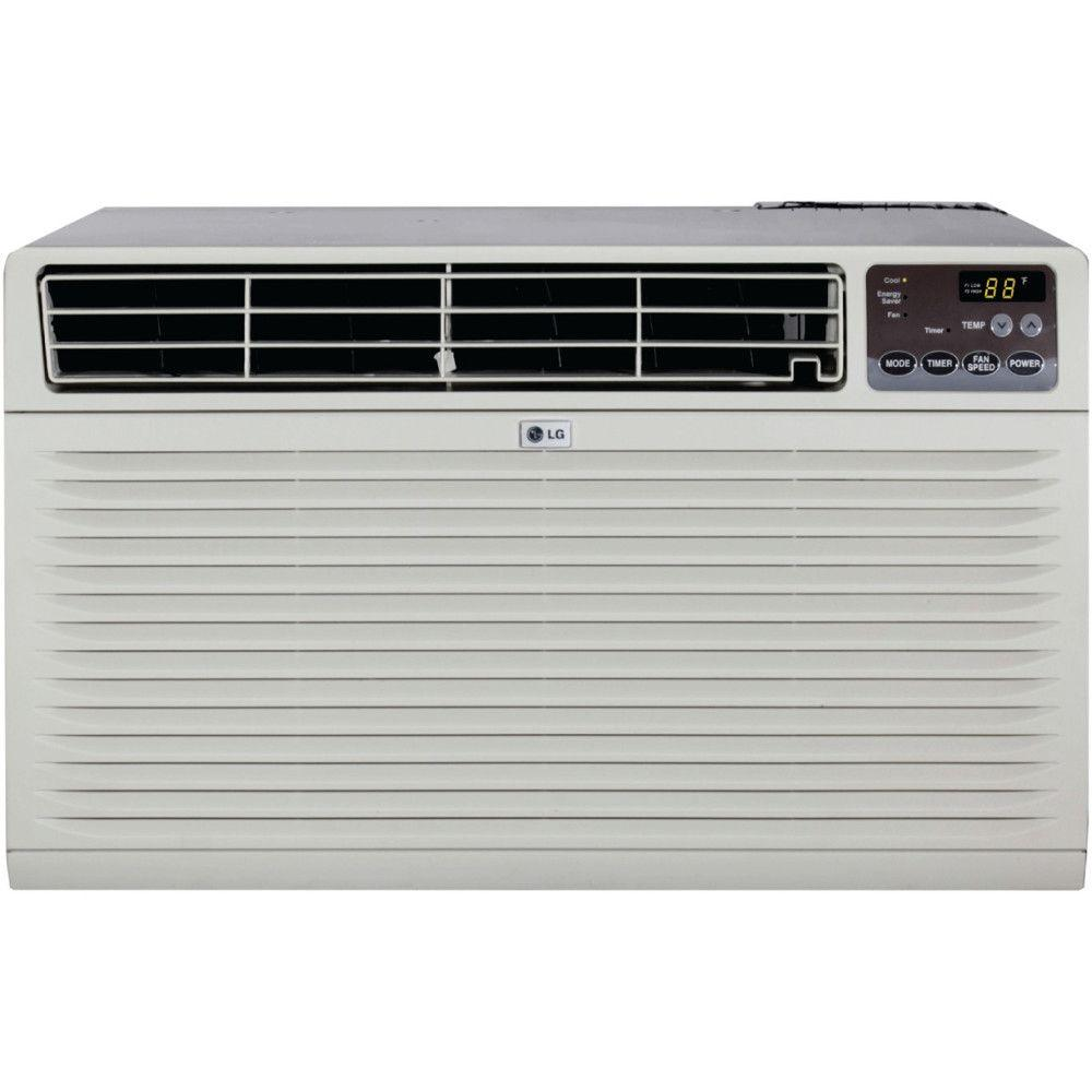 LG Electronics 11,500 BTU 115-Volt Through-the-Wall Air Conditioner with Remote