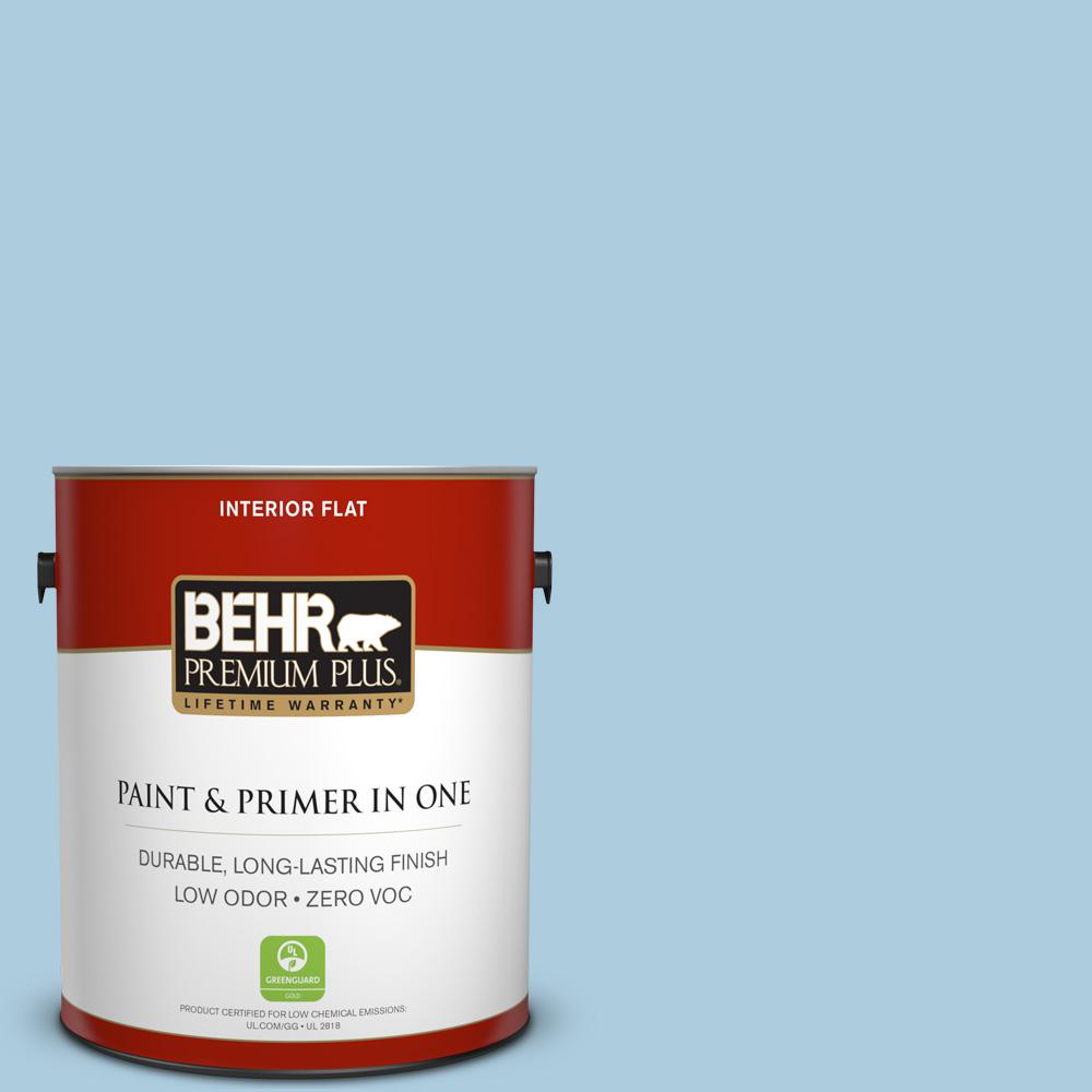 1-gal. #M500-2 Early September Flat Interior Paint