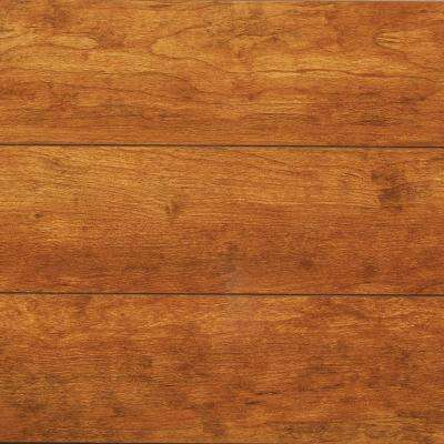 High Gloss Rosen Cherry 12 mm Thick x 4-7/8 in. Wide x 47-3/4 in. Length Laminate Flooring (904.96 sq. ft. / pallet)