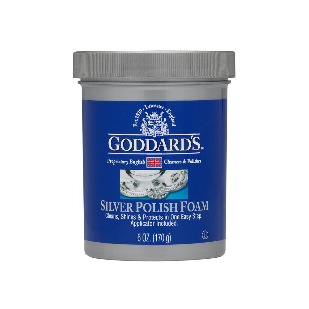 6 oz. Silver Foam
