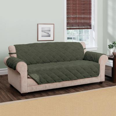 Hudson Green Waterproof XL Sofa Furniture Cover Hunter