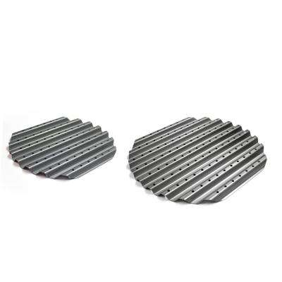 Carbon Steel Greaseless Griller Inserts (Set of 2)