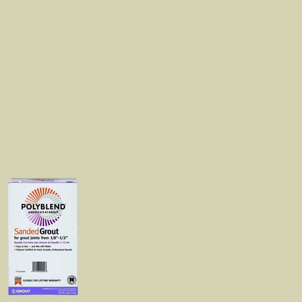 Polyblend #10 Antique White 7 lb. Sanded Grout