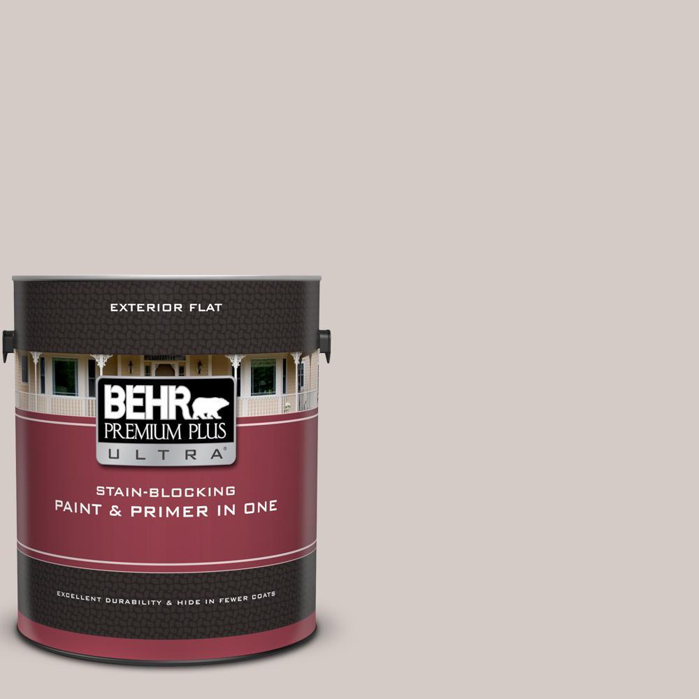 Behr Premium Plus Ultra 1 Gal Ul260 12 Burnished Clay Flat Exterior Paint