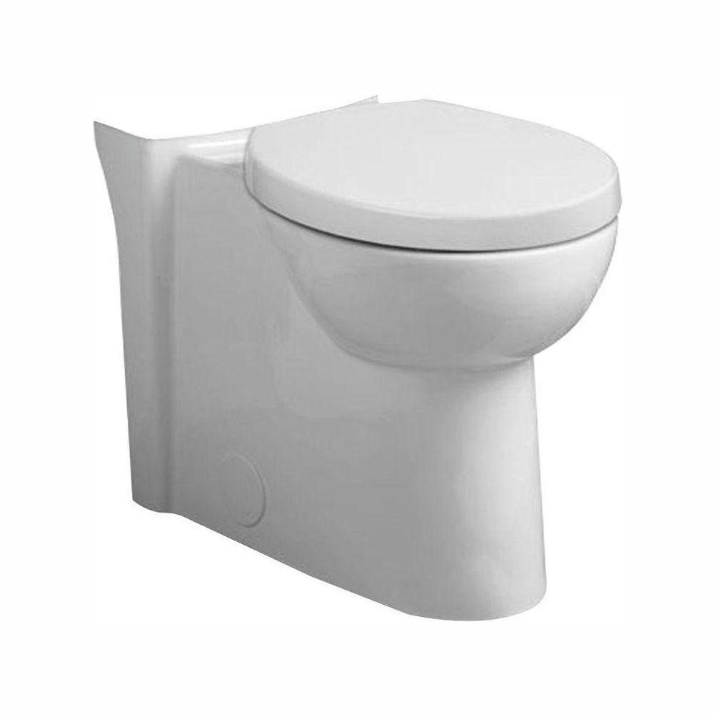 American Standard Studio Chair Height 1.6 GPF Elongated Toilet Bowl Only in White