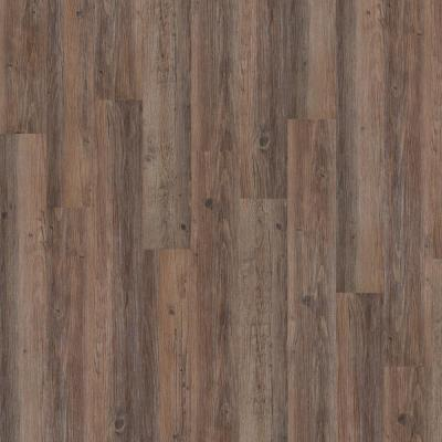 Inspiration 6 mil Forest 6 in. x 48 in. Glue Down Vinyl Plank Flooring (53.93 sq. ft./case)